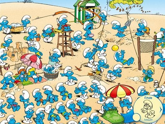 The Smurfs iOS App
