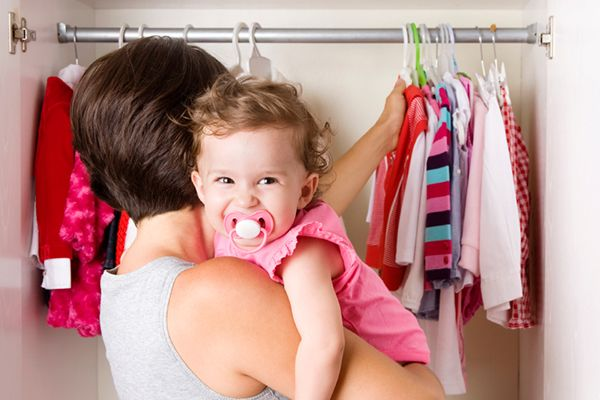 Baby clothes checklist: What you really need