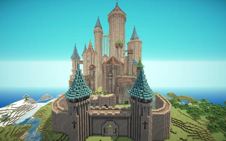 Thalendor Minecraft Castle