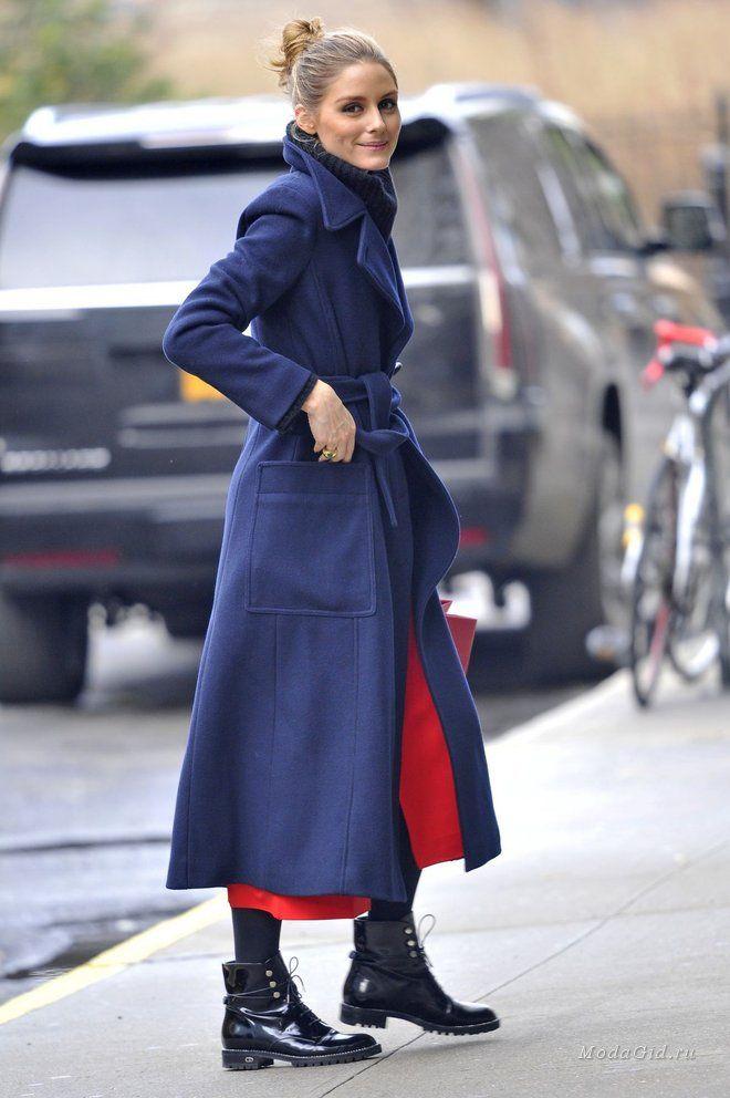 Модные образы Беллы Хадид, Кендалл Дженнер, Карли Клосс, Оливии Палермо, Иванки Трамп и других знаменитостей с улиц Нью-Йорка, Лос-Анджелеса, Парижа.