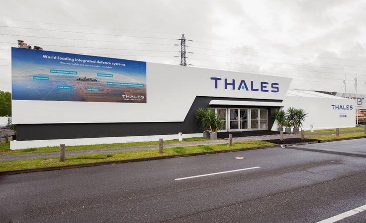 STAND THALES - Eurosatory, Villepinte  .  1610m2