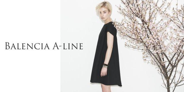 GHITA/ジータ Balencia A-line