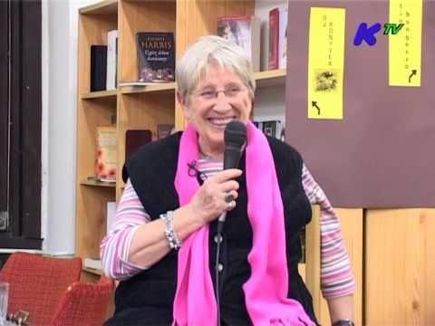 Könyvtári beszélgetés Vadas Zsuzsa író, újságíróval