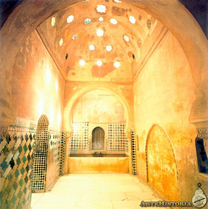 17 best images about arte islam on pinterest antigua - Banos arabes palacio de comares ...
