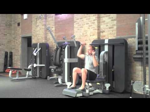 Kinesis Stations Step-Squat Variations with Scott Hopson.