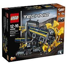 LEGO® Technic - Nouveautés 2016 - La pelleteuse à godets - 42055