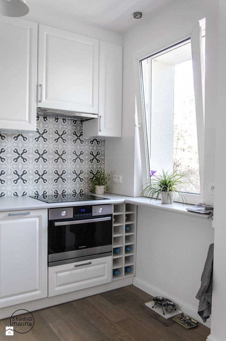 Kuchnia, styl skandynawski Kuchnia - zdjęcie od Studio Malina – Architekci & Projektanci wnętrz