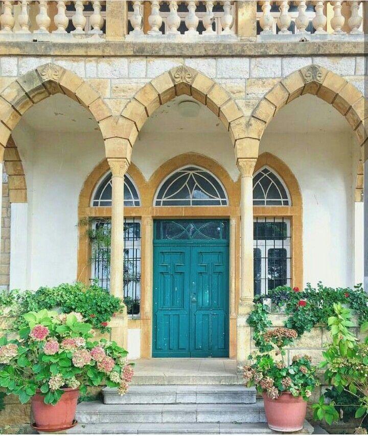 400 best lebanese style homes images on pinterest for Lebanese home designs