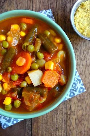 Wonderful Vegetable Soup Recipe