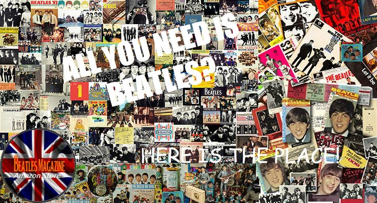 ALL YOU NEED IS BEATLES? #VINYLS #CDS #DVDS #BOOKS, NEW RELEASES AND MUCH MORE w/all the Best prices& #AMAZING #DEALS! Just have a look around on the page,HERE: https://www.amazon.com/shop/beatlesmagazine #AmazonInfluencer #thebeatles #beatles #johnlennon #paulmccartney #georgeharrison #ringostarr