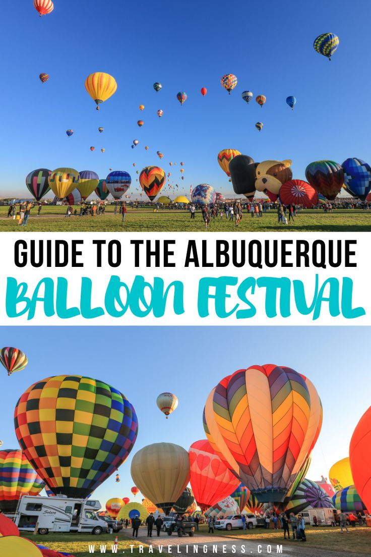 The Ultimate Guide To The Albuquerque Balloon Fiesta in