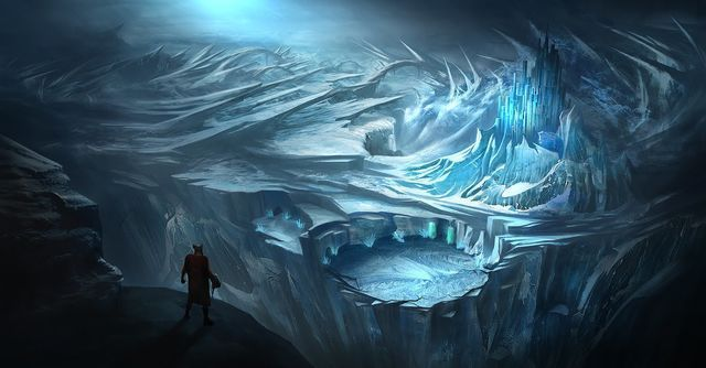 Niflheim | Norse mythology, Mythology, Concept art world