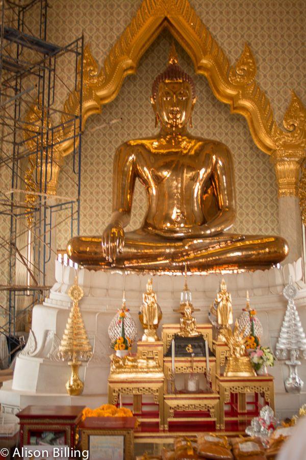 Solid Gold Buddha, Bangkok