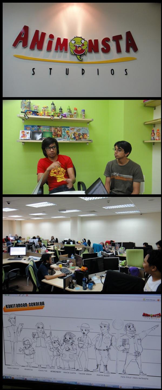 Blog Serius - Serius Beb!: Serius Cool - Mari Melawat Studio Animonsta BoboiBoy (23 Gambar)