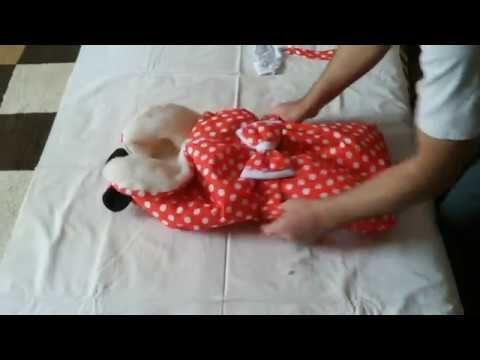 Зимний Конверт одеяло на овчине МИККИ