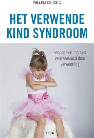 Artikel over 'Het verwende kind syndroom' - Willem de Jong