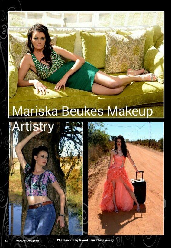 Photo shoot for MPSA magazine