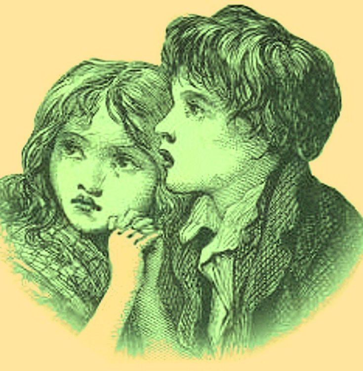 """A brother and sister showed up in Woolpit of Suffolk, U.K, in the 12th century. They had green skin, spoke an unrecognizable language, and would eat only pitch from bean pods. The boy grew sickly and died shortly after he was baptized, but the girl survived and eventually learned English. She claimed they had come from the """"land of St. Martin,"""" a place where the sun never rose vey high."""