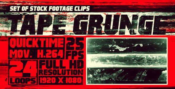 Tape Grunge