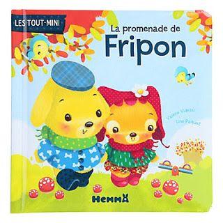 Le Journal de Nounou Sophie: La promenade de Fripon