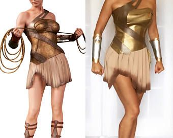 Gal Gadot maravilla mujer traje guerrero por encargo tallas XS-L