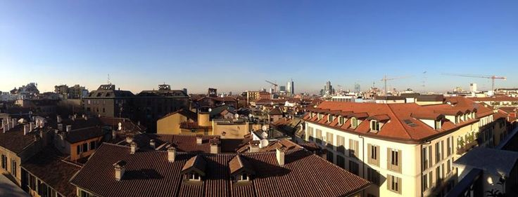 Discover Milan from our rooms!  #milanoscala #blueview #bluemilan