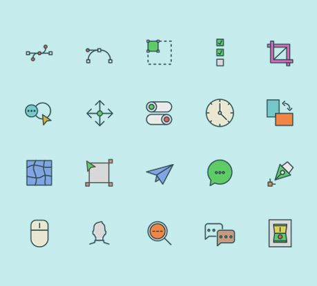 Download Your Special Free Pack of Interface Icons