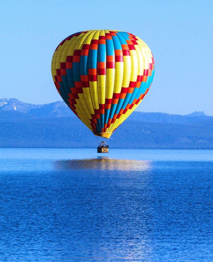 Best Hot Air Balloon Ride Destination