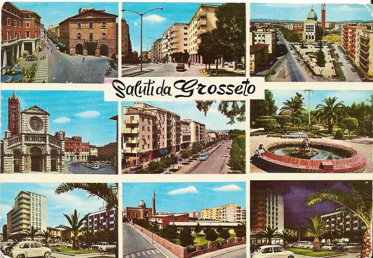 Saluti da Grosseto  #postcard