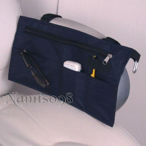 WheelChair-Scooter-Walker-Armrest-Storage-Wallet-Organizer-pocket-Case-Purse-Bag