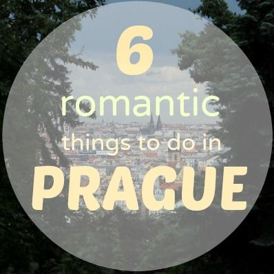 6 romantic things to do in Prague / (c) Sophie Saint