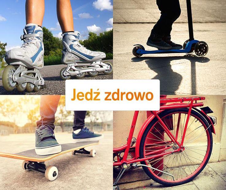 Nie masz czasu na ruch? Połącz przyjemne z pożytecznym! Do pracy pojedź rowerem lub wybierz inną aktywność, która posłuży za transport i jednocześnie zapewni dawkę zdrowia.
