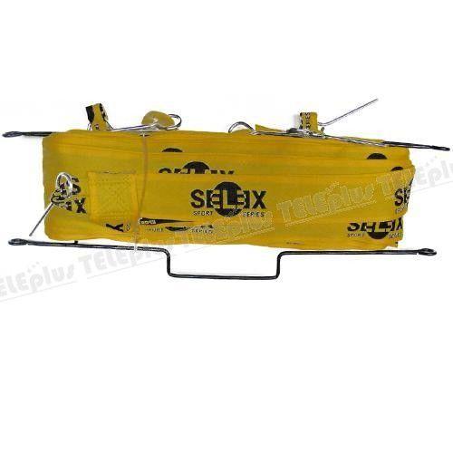 Selex BW100-2 Plaj Voleybolu Saha Çizgisi - Plaj voleybolu 2 şerli takımlar halinde 16x8 m ebatlarındaki sahada oynanır. Ancak bu ürün rekreasyon amaçlı oyun oynanacağı da düşünülerek salon voleybolu ölçülerinde yani 9x18 m ebatlarındadır. İstenirse kısaltılabilir.  Renk: Sarı  Her 9 m de kuma sabitleyici metal aparatları bulunan, 5 cm genişliğinde, toplamda 54 m uzunluğunda plaj voleybolu saha çizgisi. - Price : TL138.00. Buy now at…