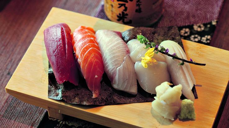 Koji Sushi Bar - Nigiri sushi