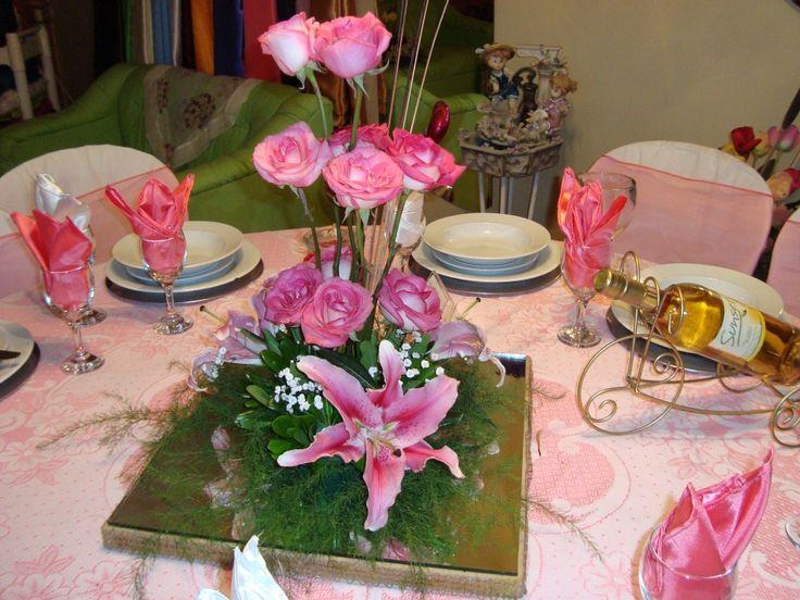Salon de Fiestas Jardin Orizaba  variedad de arreglos florales
