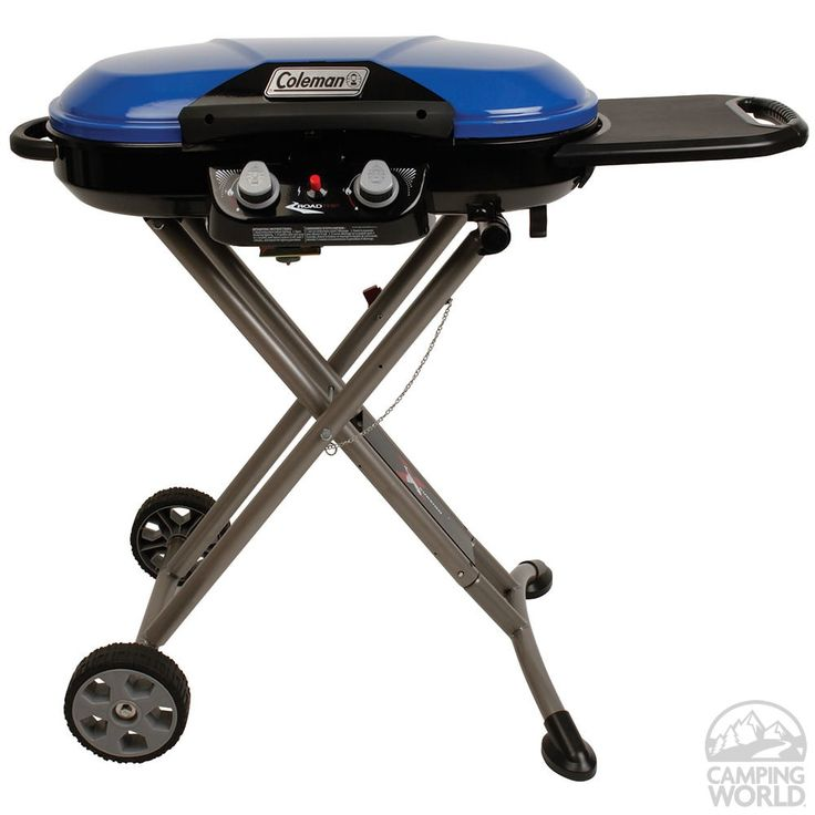 Coleman RoadTrip Xcursion Grill - Coleman 2000017461 - Gas Grills - Camping World