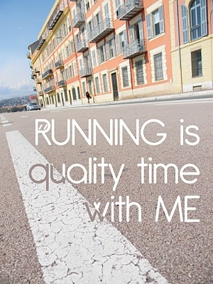 Some of my most clear thinking and praying is done while running. I feel I'm a better person physically, emotionally, and spiritually when done. :)