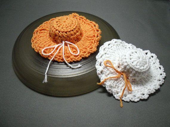 Pan Lid Holders Crochet Pot Holders Pot holders by crochetbypamela