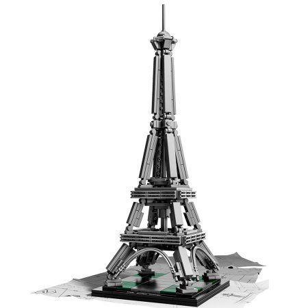 Lego Lego Architecture The Eiffel Tower 21019