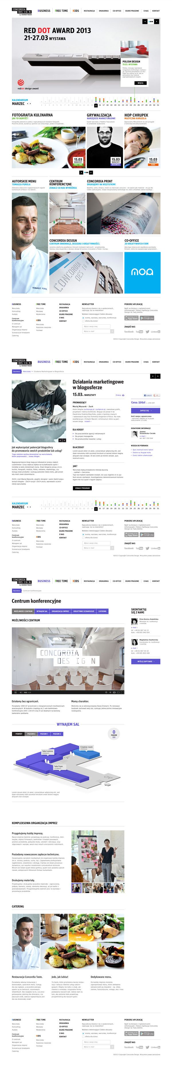 Concordia Design #ProntoDigital #WebDesign