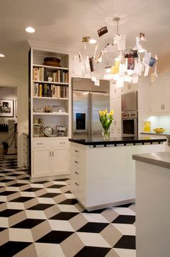 Beautiful Vinyl Flooring Options. Linoleum Kitchen ...