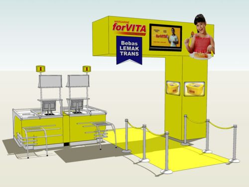 Simple Exhibition Stand Mockup : Best booth design images on pinterest stand