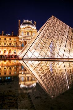 The Lourve, France.   I would love to go back there with my husband!