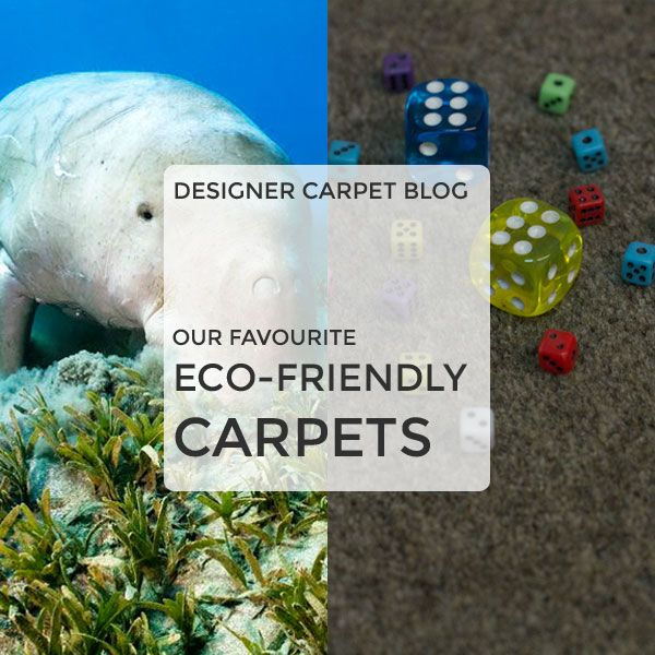 Being 'eco friendly' is a complex thing - it relies on several different factors and constant vigilance in many areas. Here are four of them, and in each we have selected a carpet 'brand winner'...