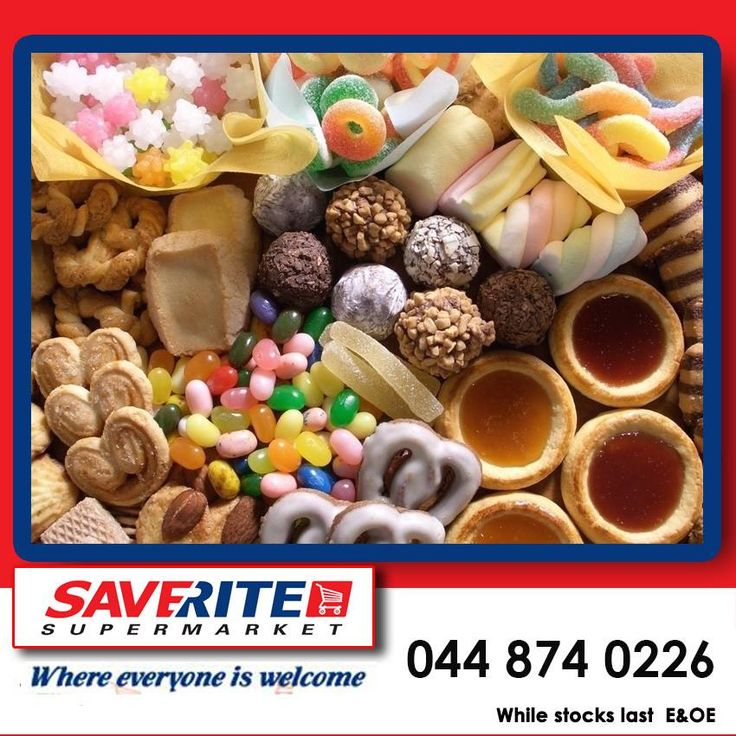 This is your chance to binge without feeling guilty! Today is International Junk Food Day, so stock up on all your favorites at Saverite Supermarket On beach and enjoy! #lifestyle #comfortfood #groceries