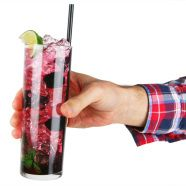 Hiball Glasses – pack of 24. 310 ml. Perfect for serving up a cold drinks. Order at +353 (1) 687 5066