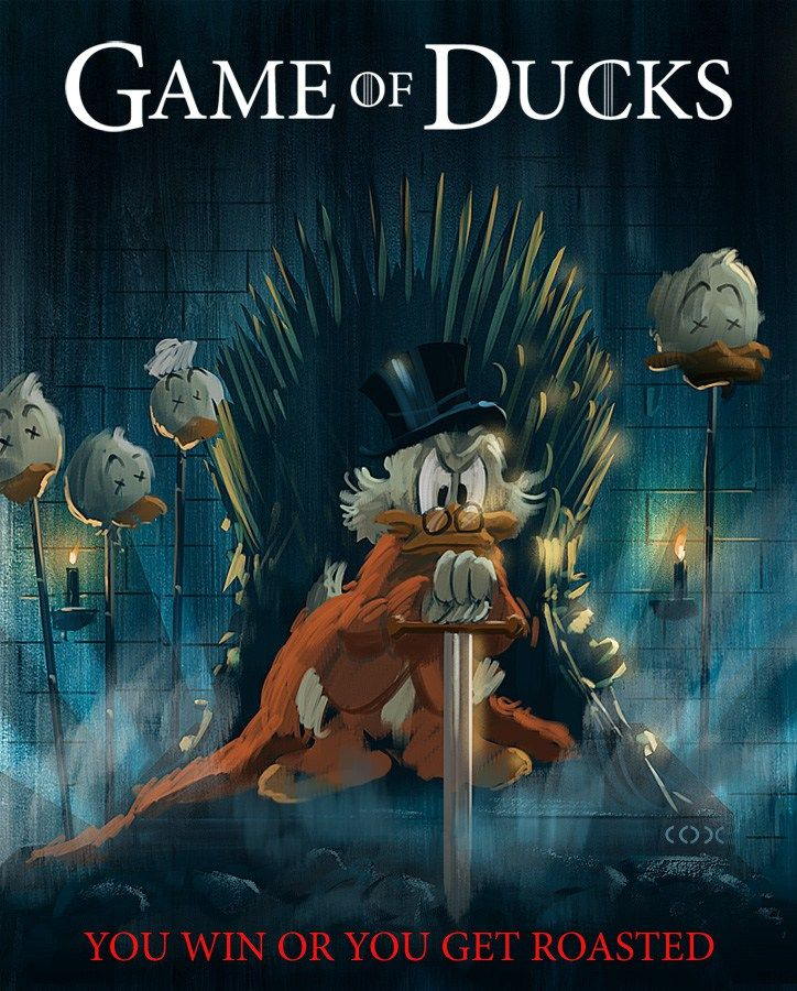 Game of Ducks