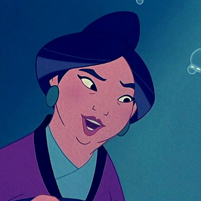 Favorite Mulan characters countdown - Day 7: Pick your