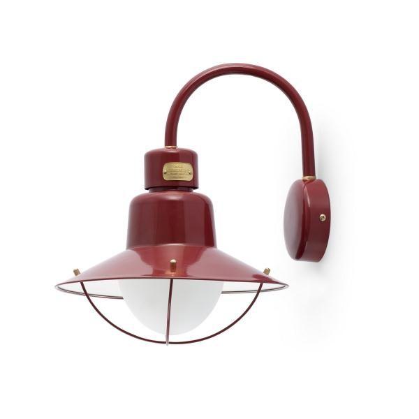 Aplique para jardín y Exteriores estilo marinero-serie E36 | Tienda de lámparas, lámparas de LED, ventiladores de techo, decoración y regalos originales