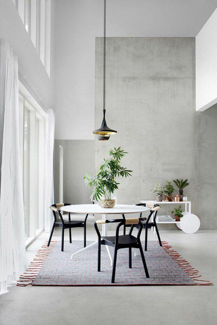 nos astuces en photos pour peindre une pi ce en deux couleurs d co maison pinterest. Black Bedroom Furniture Sets. Home Design Ideas